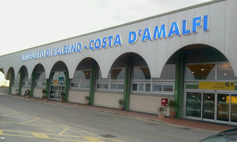 aeroporto salerno costa damalfi